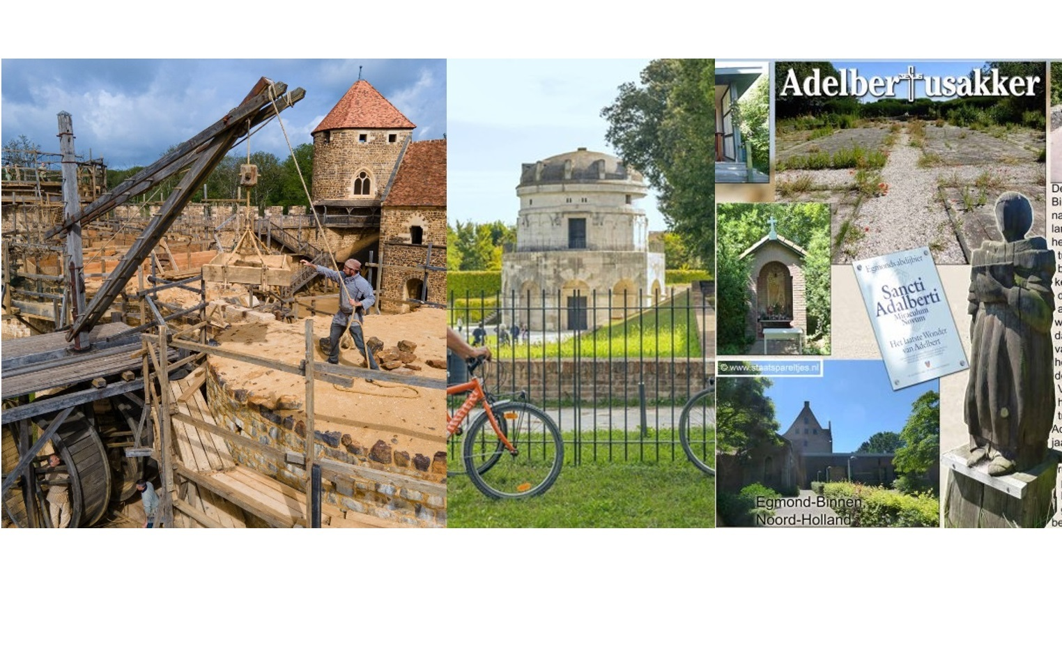 100 Blog Medieval excursion further from Leiden whited