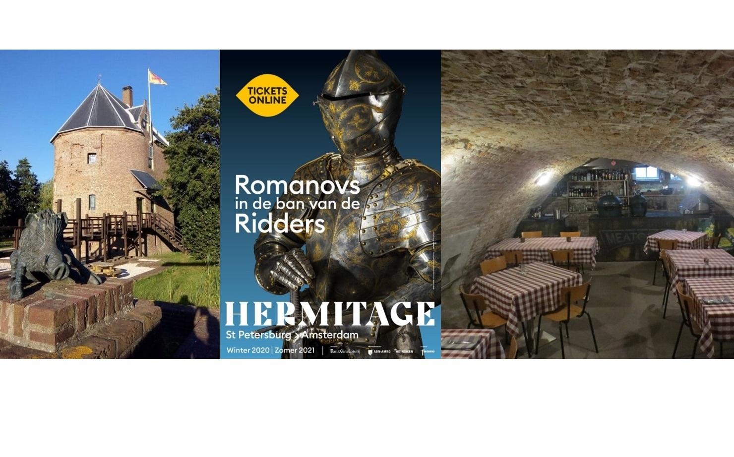 100 Blog Medieval excursion near Leiden whited