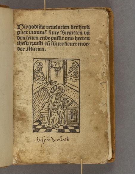 Fig 3 Title page Revelaciones