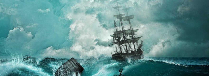 Tonnen en vaten: de zeecontainers van de late  middeleeuwen