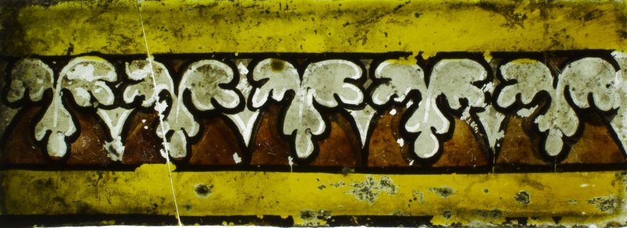 De hand van de Oldenzaalse glazenier