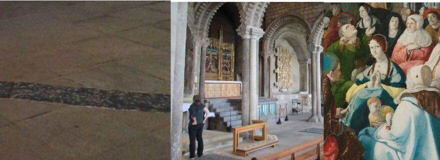 Thou shalt not pass. Gender segregation in medieval churches