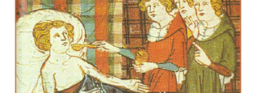 Worms, Corruption, and Medieval Detoxing
