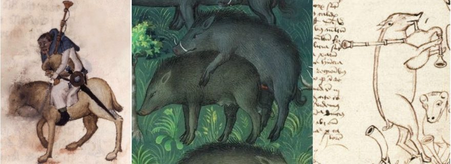 Pigs and Bagpipes: Geoffrey Chaucer's Miller in Context
