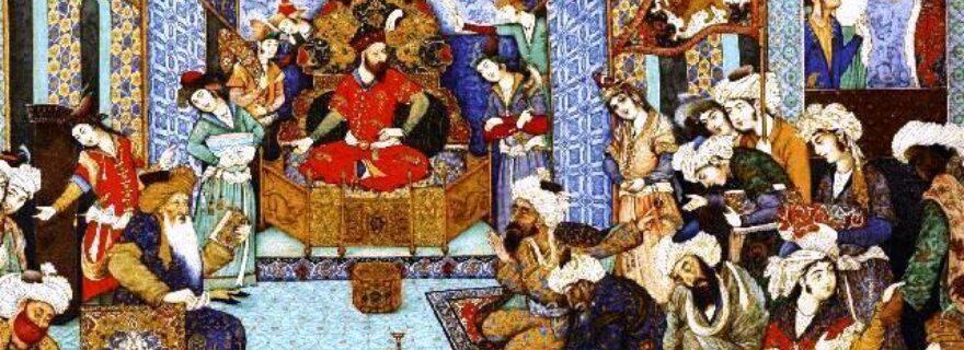 Self-Thematicity in Masʿūd Saʿd Salmān's Prison Poetry
