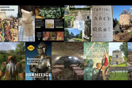 100th blog: Get medieval on your summer!
