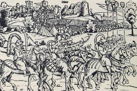 Op kruistocht tegen de Turken! ...en te laat aankomen