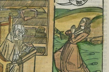 Throw Away that Tedious Text! 15th-Century Illustrated Books in 18th- and 19th-Century Hands