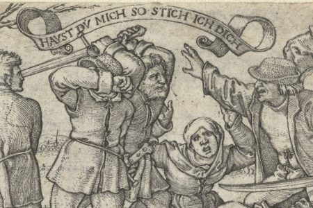A good guy with a sword. Weapons and communal culture in sixteenth-century Germany