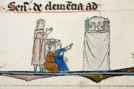 The first dialogue in Dutch as a medieval podcast?