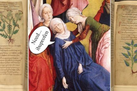 Female f(r)iendly: Early medieval English remedies for managing menstruation