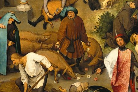 Proverbial Pigs in the Middle Ages: Ten Medieval Proverbs Featuring Swine