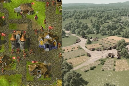 Why medieval city-builder video games are historically inaccurate