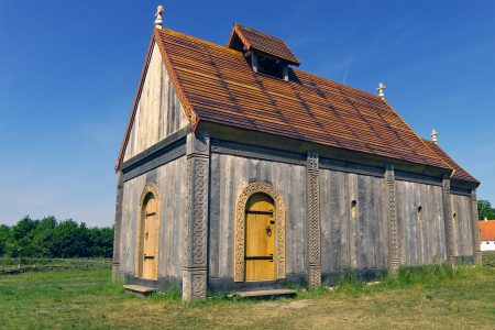 Snatched by the wind: The wooden chapel of Saint Servatius in Maastricht