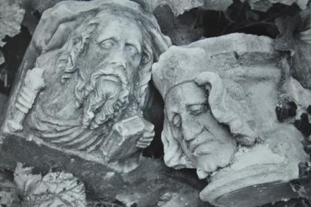 A sculptural puzzle: The demolished church of Kerkdriel