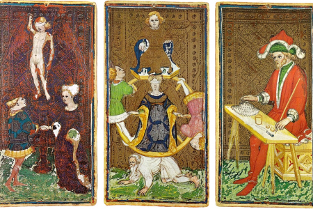 Horn-bearers, voodoo dolls and magic cups: Discovering adultery with medieval magic tricks