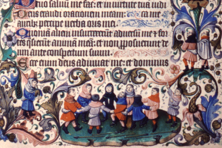 Medieval views on Holy Days and Relaxation