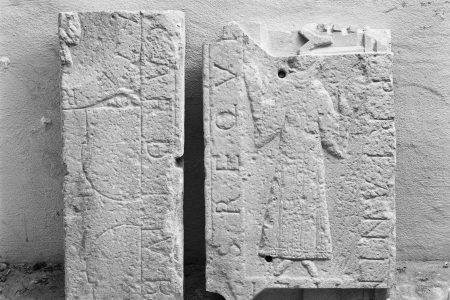 Treasure hunting in databases: forgotten early medieval sculptures from Lochem