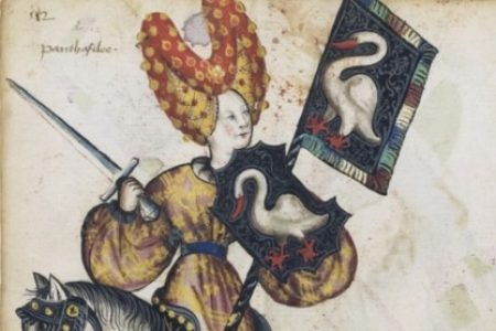 Pious women and warrior queens. Female role models in the late medieval period