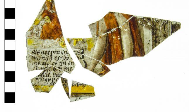Glasfragmenten-Oldenzaal-Boterstraat-tekst