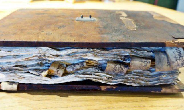 Afbeelding 3 register of flappaert ps