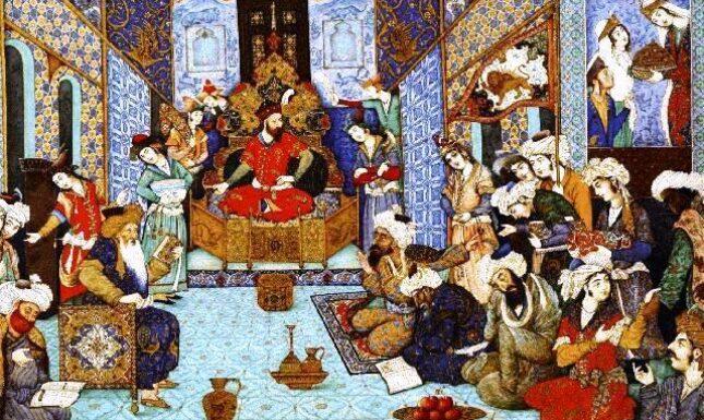 Mahmud of Ghazni Medieval Persia