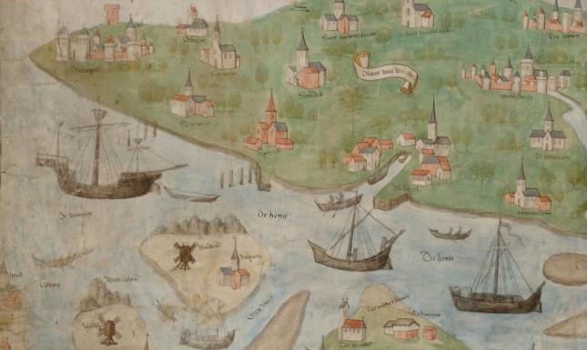 Image 1 island of Walcheren 1505