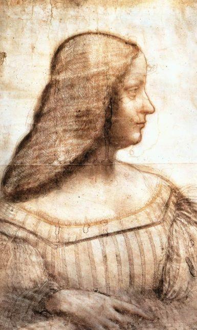Isabella d Este female beauty renaissance italy
