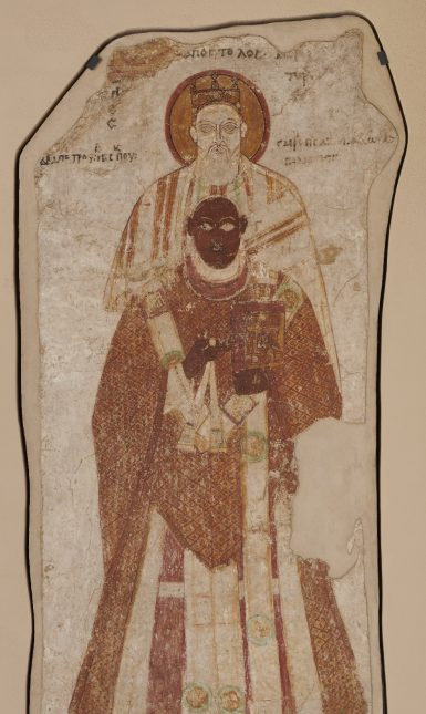Medieval Nubia Faras Cathedral Bishop Petros