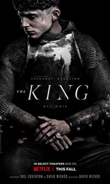 The King film medieval movies medievalism