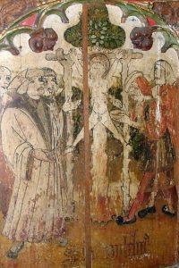 De gekruisigde William of Norwich