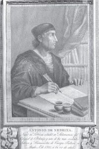 Fig 4 Antonio de Nebrixa