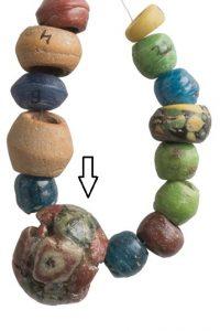 Merovingian beads 5