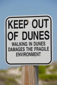 Image 2 duinwaarschuwingsbord